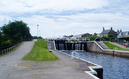 Muirtown locks