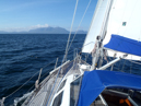 Sailing to Skye